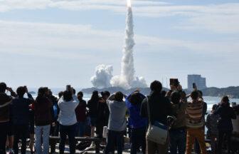 ロケット種子島