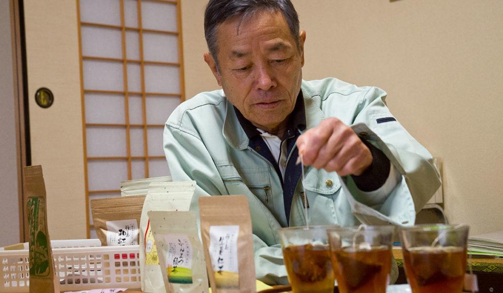 種子島DNAお茶