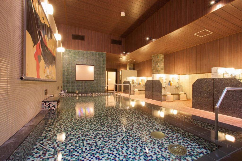あらきホテル温泉