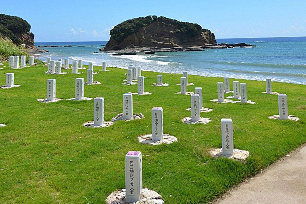広田遺跡墓地