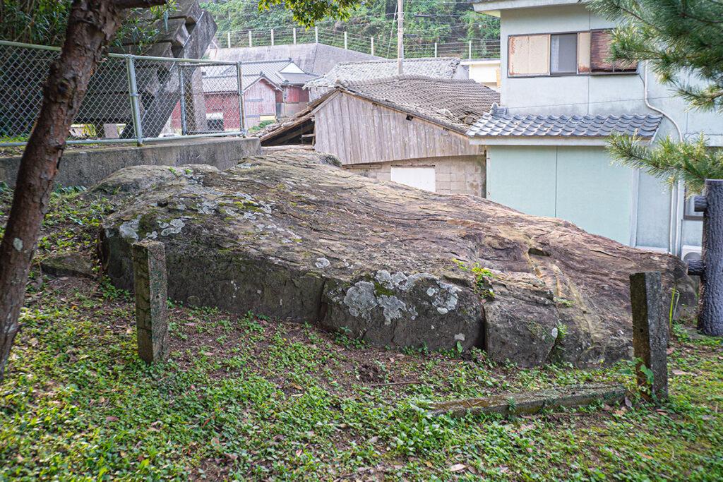 浦田神社石