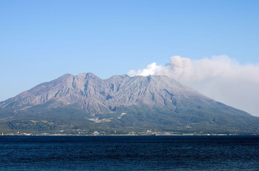 鹿児島桜島